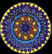 Focus mandala