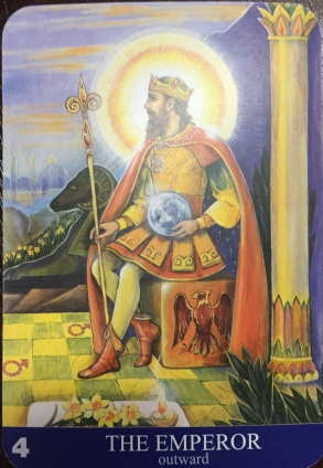 Major Arcana, The Emperor