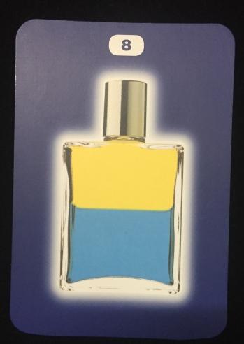 Aura Soma Bottle 8.
