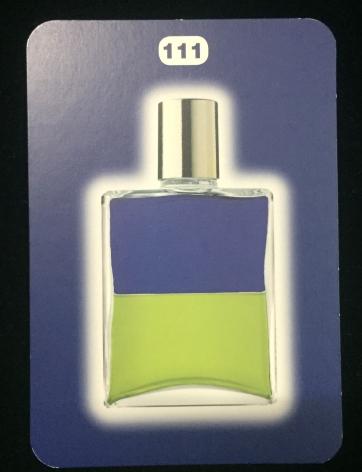 Aura Soma bottle 111